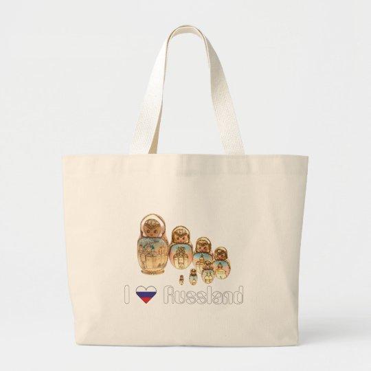 Russland - Russia Tasche