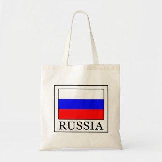 Russland Tragetasche