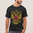 Russland Wappen Männer T-Shirt