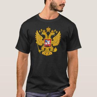 Russland zwei ging Eagle voran T-Shirt