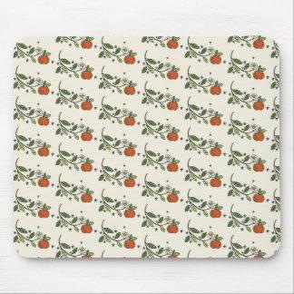 Rustikale Apfelniederlassung, die Muster mousepad