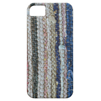 rustikale Wolldecke texture.JPG iPhone 5 Case
