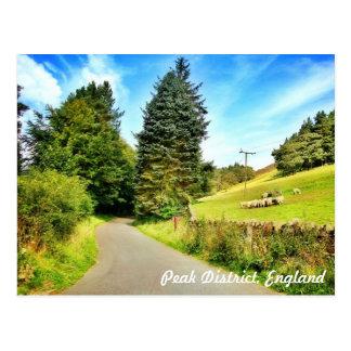 Rustikales England! Postkarte