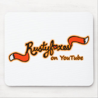 Rustyfoxes auf Youtube-Farbe kundengerechtes Mousepads