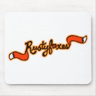 Rustyfoxes kundengerechtes Mousepad