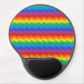 Rütteln des Regenbogens Gel Mousepad
