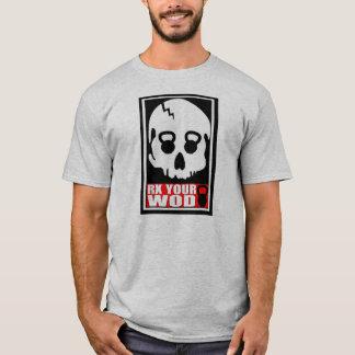RX Ihr WOD - Kettlebell Schädel-T - Shirt