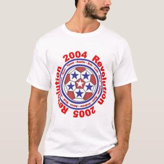 RYSL 2005 Umdrehungs-Fall T-Shirt