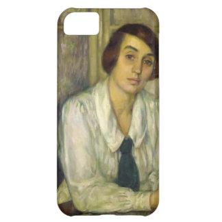 Rysselberghe-Portrait de Theo d'Elizabeth, posé Coques iPhone 5C