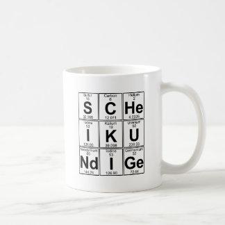 S-c-eR-ICH-K-U-ND-ich-GE (scheikundige) - voll Tasse