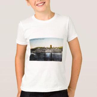 S.S. Robert Fulton - der Hudson-Tageslinie T-Shirt