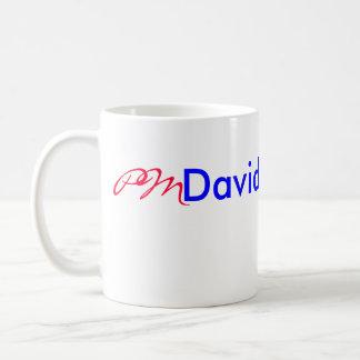 S-Tasse Davids Cameron (P.M.) ' Tasse