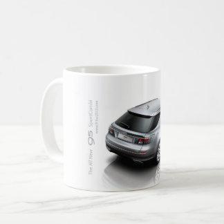 Saab 9-5 NG Coffee Mug Kaffeetasse