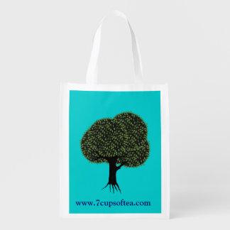 sac 7cups sacs d'épicerie réutilisables