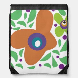 sac à dos de flower power