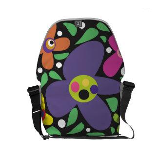 sac à dos de flower power sacoche