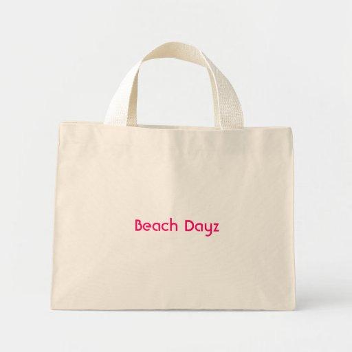 Sac de Dayz de plage