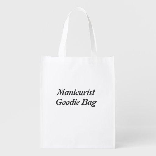 Sac de Mani Sacs D'épicerie Réutilisables