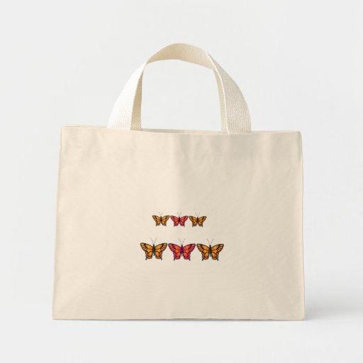 sac de papillons