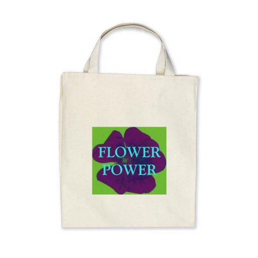 SAC DU MARCHÉ DE FLOWER POWER