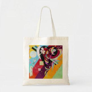 Sac fourre-tout à la composition IX en Kandinsky