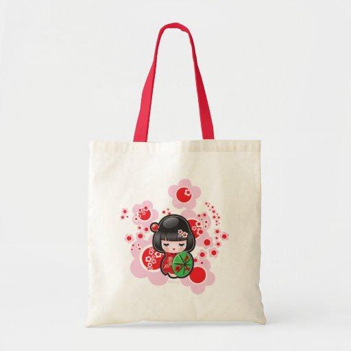 Sac japonais de poupée de Kawaii