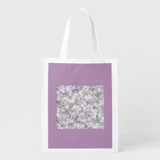 Sac réutilisable sacs d'épicerie réutilisables