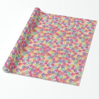 Sachen-Sachen-Gummi lässt Geschenk-Verpackung Geschenkpapierrolle