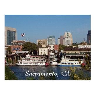 Sacramento, CA-Postkarte Postkarte