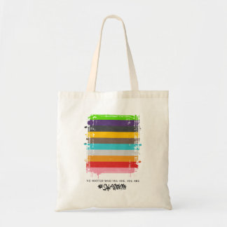 Safe mit mir Flaggen-Taschen-Tasche Tragetasche
