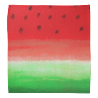 Saftige Wassermelone Kopftuch