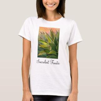 Saftiger fanatischer Agave T - Shirt, Damen T-Shirt