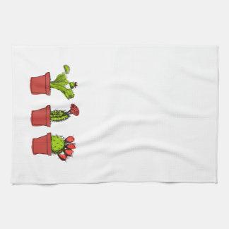 Saftiges Garten-Küchen-Tee-Tuch Handtuch