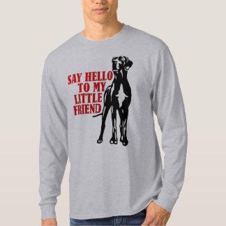 Sagen Sie hallo zu meinem kleinen Freund T-Shirt