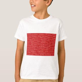 """Sagen Sie """"mich Liebe Sie!"""" in vielen Sprachen T-Shirt"""