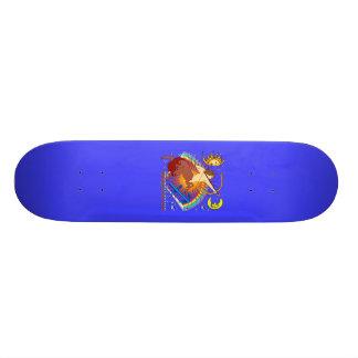 Sagittarius-Zodiac-Design-V-1 Personalisiertes Skateboarddeck