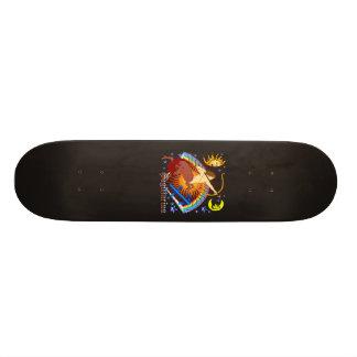 Sagittarius-Zodiac-Design-V-1 Skateboarddecks