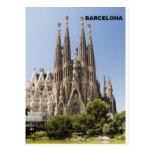 SAGRADA FAMILIA BARCELONA SPANIEN (St.K) Postkarten