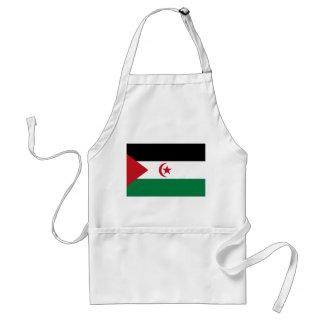 Sahrawi arabische demokratische Republik Schürze
