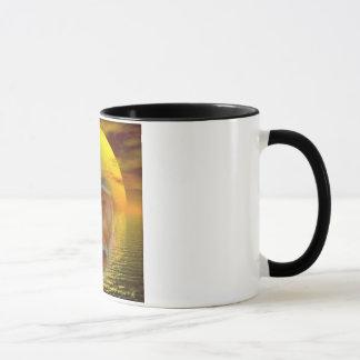Sai RAM in einer Sonne Tasse