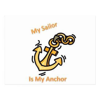 Sailer Postkarte