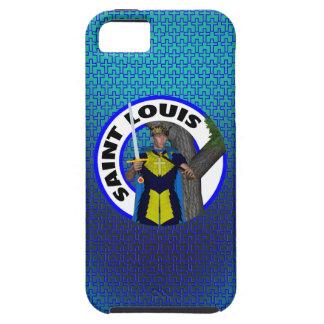 Saint Louis IX Etui Fürs iPhone 5