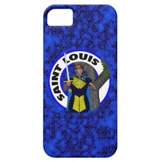 Saint Louis IX iPhone 5 Etuis