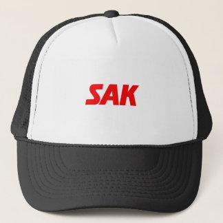 SAK Logo Truckerkappe