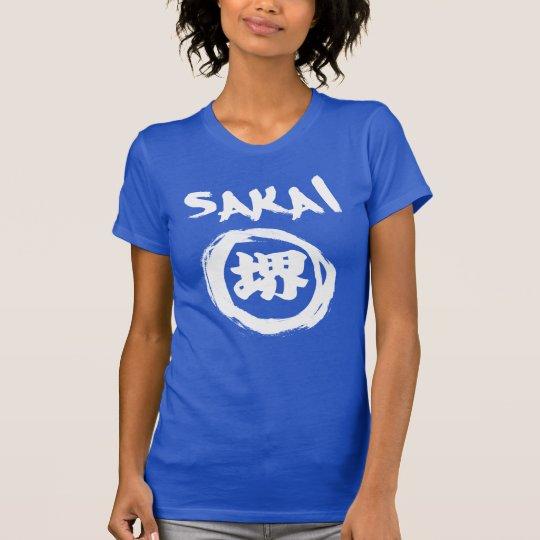 Sakai-Graffiti T-Shirt