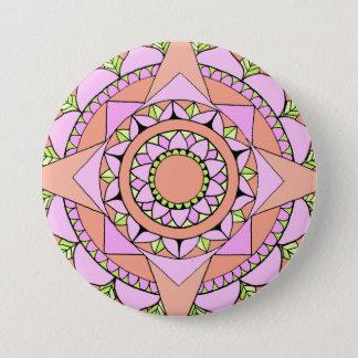 Sakuraa. Runder Button 7,6 Cm