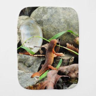 Salamander-Babyburp-Decke Spucktücher
