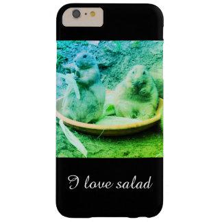 Salat-Telefonabdeckungen der Liebe I durch Jane Barely There iPhone 6 Plus Hülle