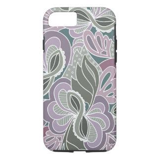 Salbei erröten Garten-Muster iPhone 8/7 Hülle