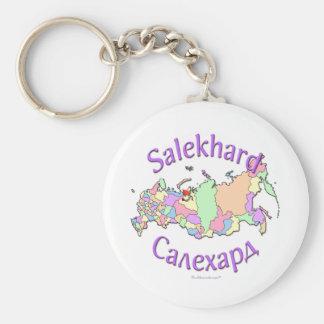 Salekhard Russie Porte-clefs